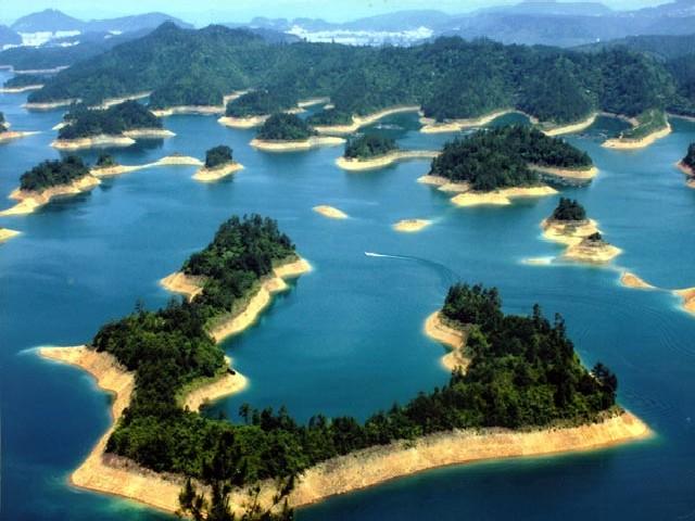 千岛湖森林氧吧二日游