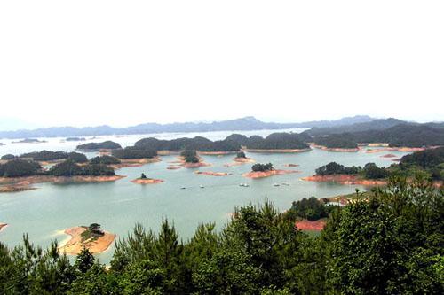 千岛湖一日游