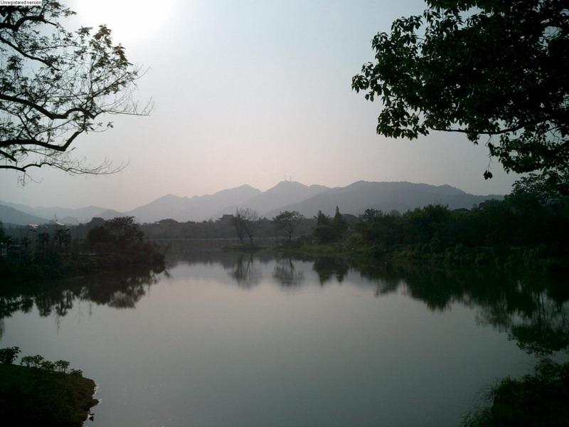 杭州西湖一日游